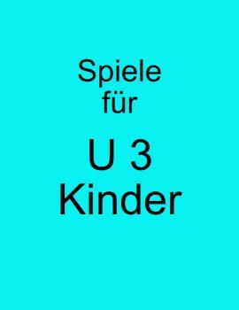 U3 Kinder